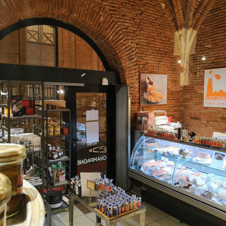 Tapenades - soupes - pates - sauces - etc - 20 rue Ninau Toulouse