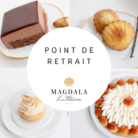 Point de retrait Magdala